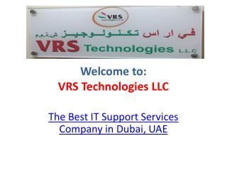 Server Rental Dubai - Virtual Private and Dedicated Servers