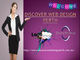 Best Logo Design At Discover Web Design Perth