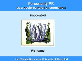 Personality PR as a socio-cultural phenomenon