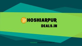Online Shopping deals at Hoshiarpurdeals: Electronics Gadgets, Fashion Accessories, Beauty products and more