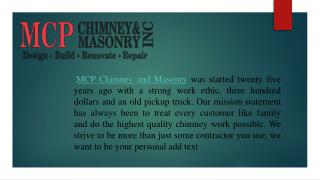 Bethesda chimney cleaning company