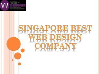 Singapore Best Web Design Company