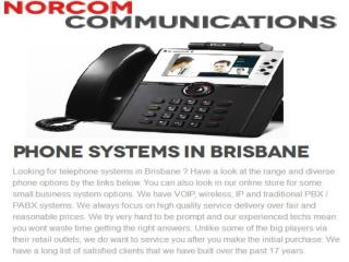 Best Office Phone Systems In Brisbane