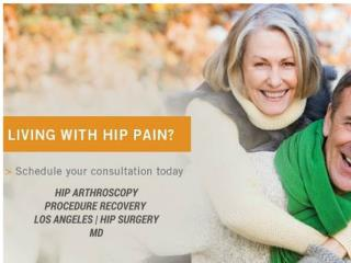 Hip Osteotomy & Hip Surgeon Doctor Los Angeles