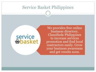 Local Services and Business Directory Philippines