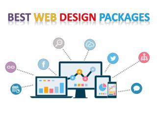 WEB DESIGN Packages