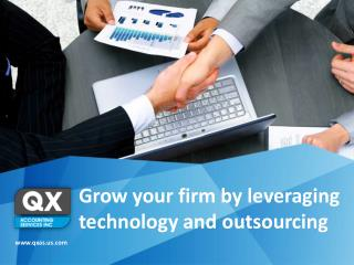 Why outsource your accounting business?