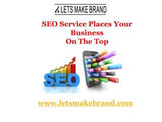 SEO Service at affordable price India- letsmakebrand.com