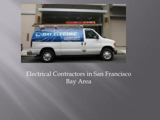Electricians in San Francisco