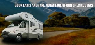 RV Rental Network - Leading The Way in Campervan Holidays