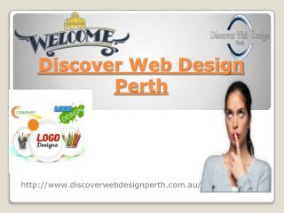 Affordable Logo Design Cost At Discover Web Design Perth