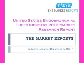 Supply, Consumption and Gap of Endobronchial Tubes 2015-2020