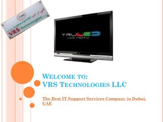 LED, LCD TV Rental Dubai