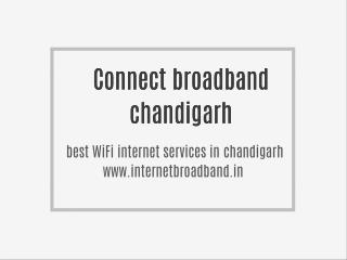 airtel broadband in chandigarh