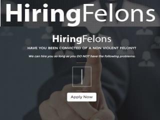 Best jobs for felons