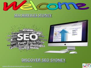 Best SEO Services Sydney by Discover SEO Sydney