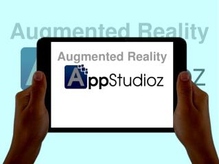 Augmented Reality Mobile App Development Services - AppStudioz