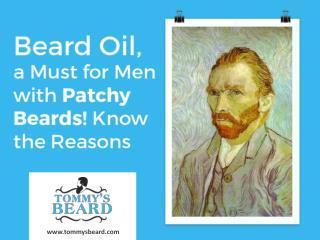 Top Benefits of Using Beard Oil