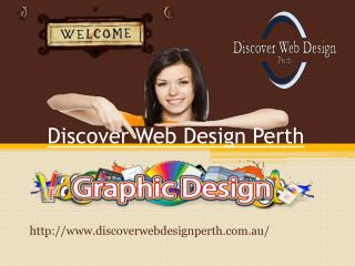 Creative Graphic Design With Discover Web Design Perth