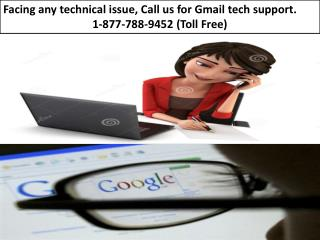 Gmail Customer Support live help | 1-877-788-9452(Toll Free)