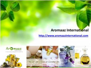 Online Natural Flower Oils at Aromaaz International