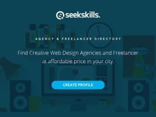 Introduce - Freelancer Jobs Graphic Design Portfolio Designer