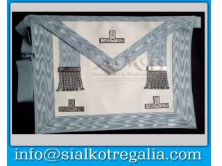Masonic french Master Apron