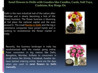 Send Flowers to Delhi | Flowers Delivery in Delhi - Florist in Delhi