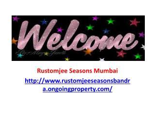 Rustomjee Bandra East