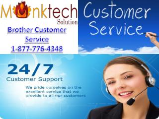 Brother Customer Service Help Number toll free