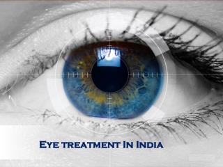 Best Eye treatment in india