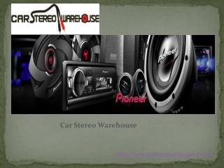 upgrade car stereo charlotte nc