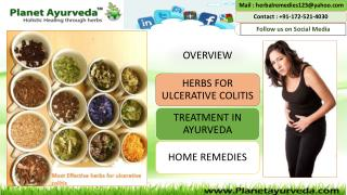 Manage Ulcerative colitis in Ayurveda-Planet Ayurveda