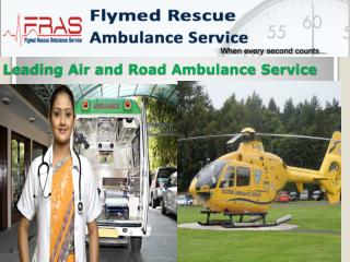 Leading Ambulance Service in Delhi FRAS