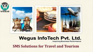 sms for travel and tourism