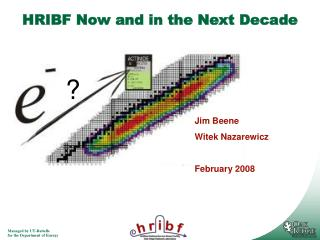 HRIBF Now and in the Next Decade