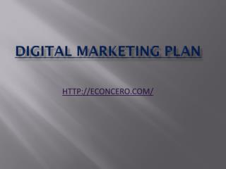 Digital Marketing and Market Research Services