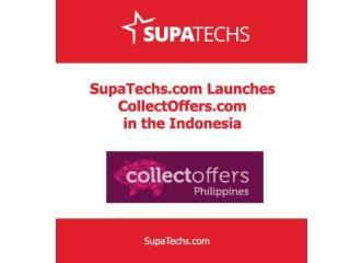 Supatechs.com launches CollectOffers.com in the Philippines