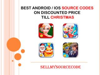 Best Android - iOS Source Code at SellMySourceCode