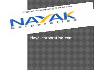 Digital Mapping Services