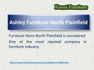ashley furniture north plainfield