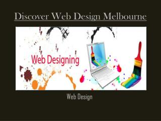 2015 Top Web Designing Services In Melbourne