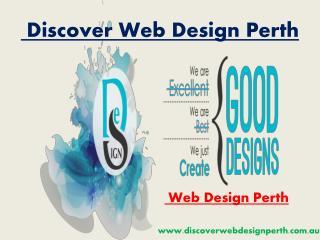 Professional Web Design Services In Perth SA