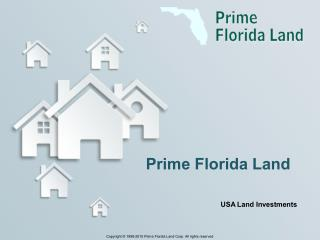Florida Land Real Estate - USA Land Investments