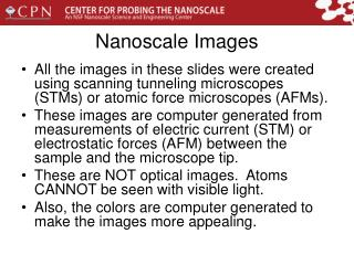 Nanoscale  Images