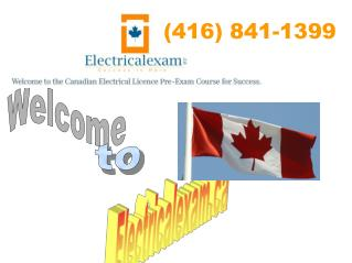 Electrical Advisory Group Inc - Electrician Training Canada