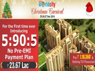 Aditya World City NH 24- 9560090108