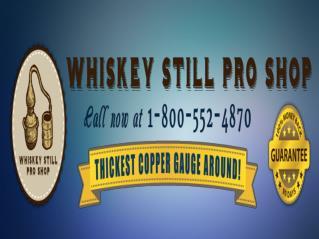 Variety of 10 Gallon Whiskey Still