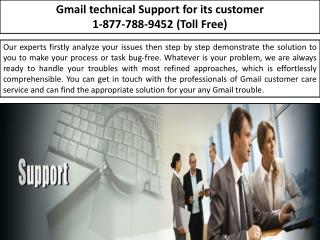 Password Recovery- Gmail Customer Care Center|1877788-9452