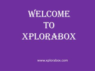 At a Glance About Fun Learning Activities for Kids by XploraBox